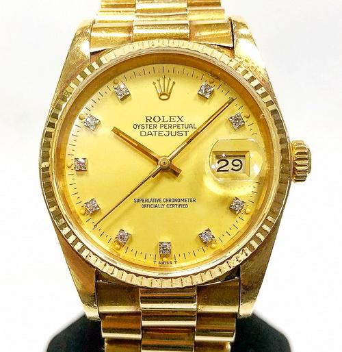 ROLEX 勞力士 蠔式恆動 日曆型 Ref.16018腕錶 男用