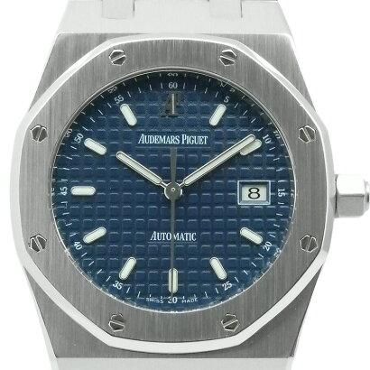 Audemars Piguet 愛彼錶 Royal Oak 皇家橡樹 藍面腕錶