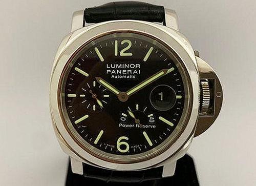 PANERAI 沛納海PAM00090 動能儲存顯示 自動 腕錶 男用