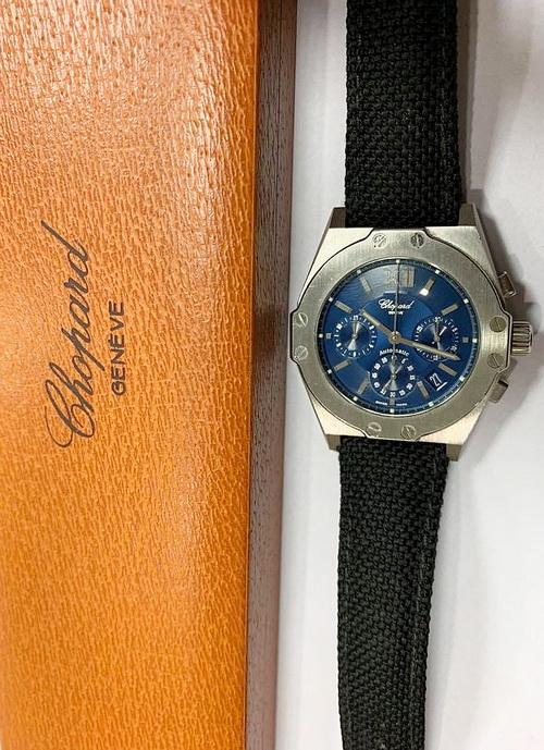 CHOPARD 蕭邦 St. Moritz 26/8352系列 計時碼錶 男用
