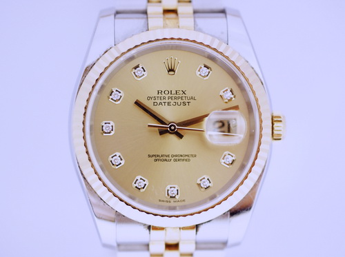 ROLEX 勞力士 蠔式恆動 日曆型 Ref.116233腕錶 男用