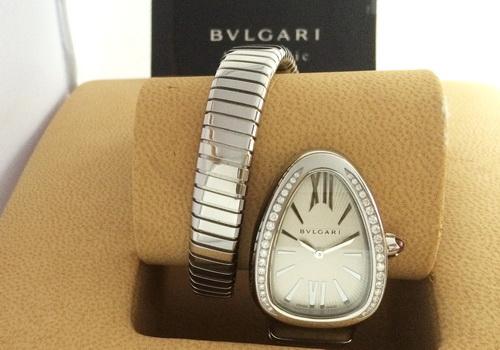BVLGARI 寶格麗女用腕錶