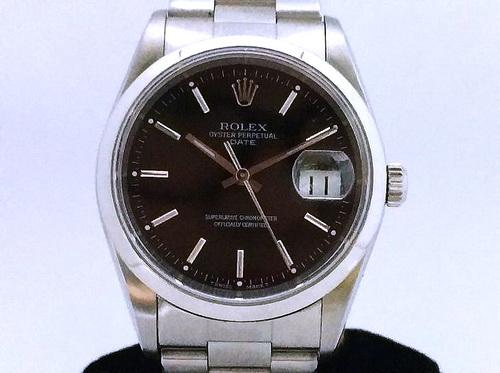 ROLEX 勞力士 蠔式恆動 日曆型 Ref.15200 腕錶 男用