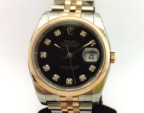 ROLEX 勞力士 蠔式恆動 日曆型 Ref.116201 腕錶 男用