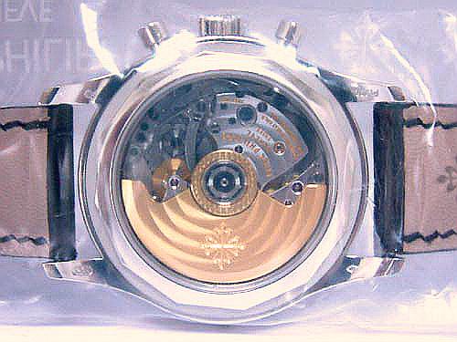 PATEK PHILIPPE 百達翡麗 Ref.5960P 複雜計時功能年曆腕錶 男用