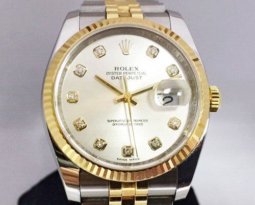 ROLEX 勞力士 蠔式恆動 日曆型 Ref.116233腕錶 附保卡 男用