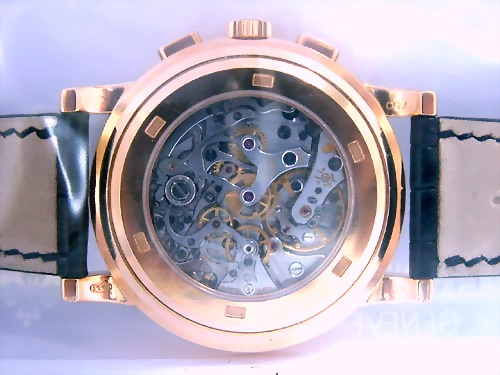 Patek Philippe 百達翡麗 18K玫瑰金 Ref.5070 腕錶 男用