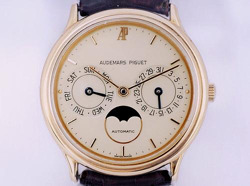 Audemars Piguet 愛彼錶 Classique Clas系列 玫瑰金 月相 腕錶