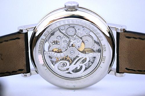 BREGUET 寶璣 Classique Grande Complication系列 男用腕錶