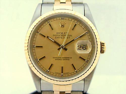 ROLEX 勞力士 蠔式恆動 日期型 Ref. 16013 腕錶