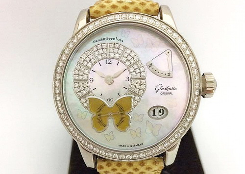 GLASHUTTE ORIGINAL 格拉蘇蒂STAR COLLECTION系列 女用