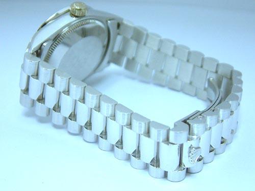 ROLEX 勞力士 18K白金 Ref.68279 包台紀念面 中性腕錶