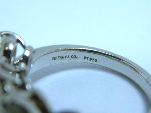 TIFFANY&CO G.I.A 主鑽/ 3.45CTS 鑽戒 女用