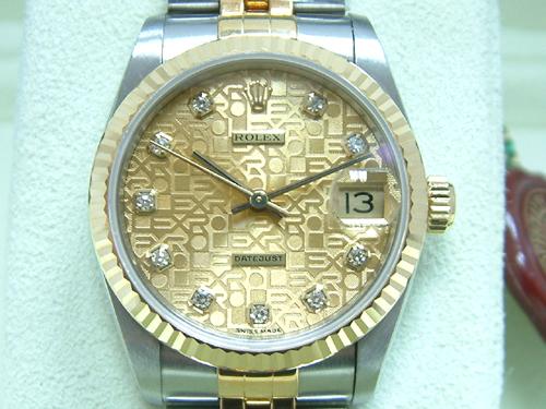 ROLEX 勞力士 蠔式恆動 日曆型 Ref.16233 腕錶 男用