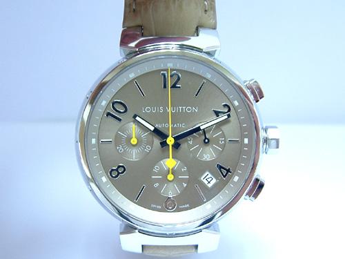 Louis Vuitton 路易威登 不鏽鋼 計時碼錶系列